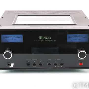 McIntosh C2500 Stereo Tube Preamplifier