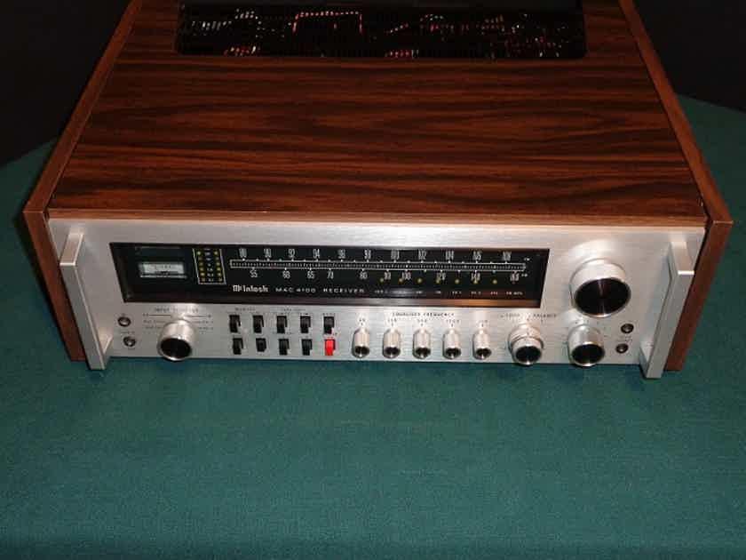 McIntosh MAC-4100 NEAR MINT