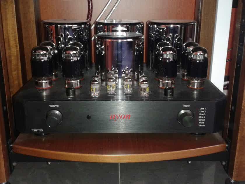Ayon Audio Triton II Integrated amplifier