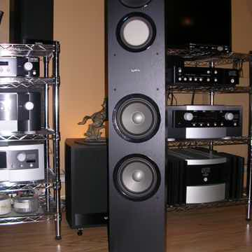 Infinity Reference Series