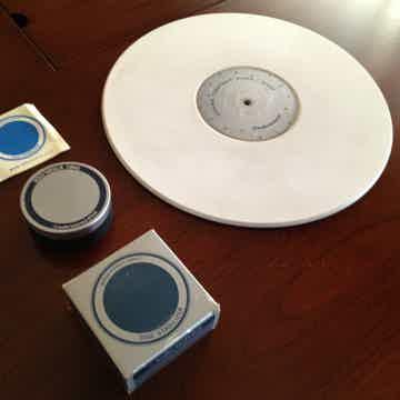 Ceramic TT Plate AT600 + disc stabilizer AT638