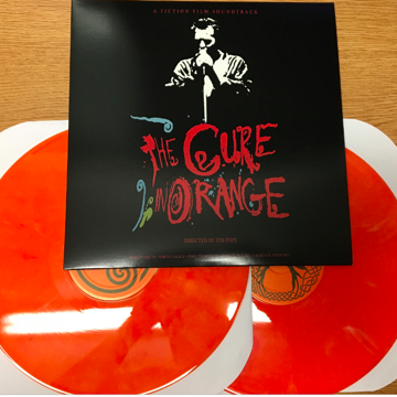 The Cure The Cure in Orange - 2LP set in Orange Vinyl -...