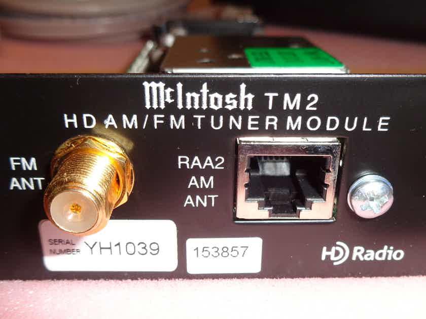 McIntosh TM-2 HD AM-FM Tuner Module