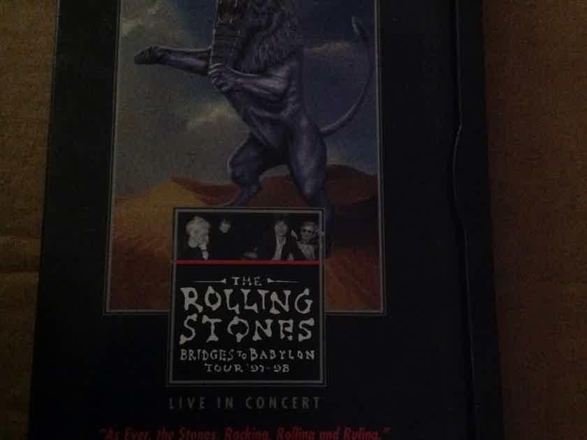Rolling Stones - Bridges To Babylon Tour DVD Region 1