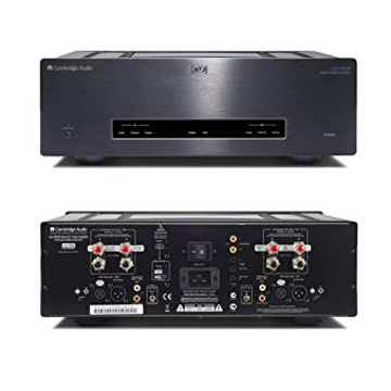 CAMBRIDGE AUDIO Azur 851W Stereo Power Amp: NEW-In-Box;...