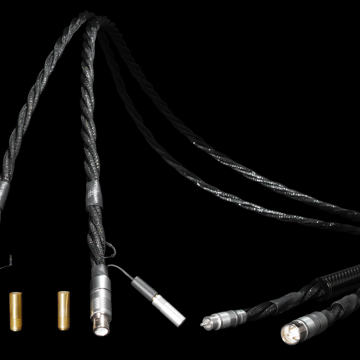 Synergistic Research Galileo SX Interconnect Cables