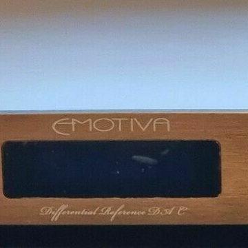 Emotiva XDA-1 preamp/Dac