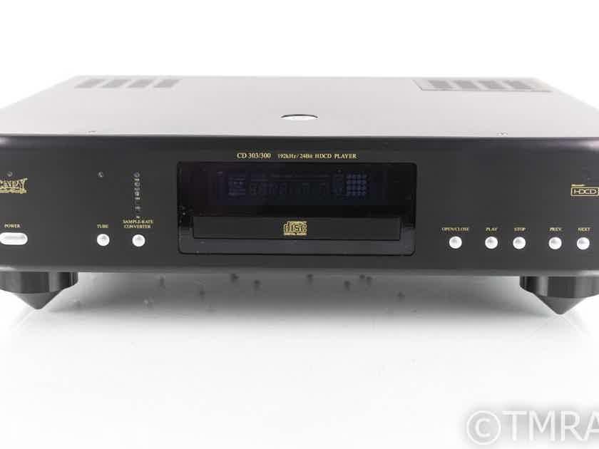 Cary Audio CD 303/300 Tube CD / HDCD Player (No Remote) (20031)