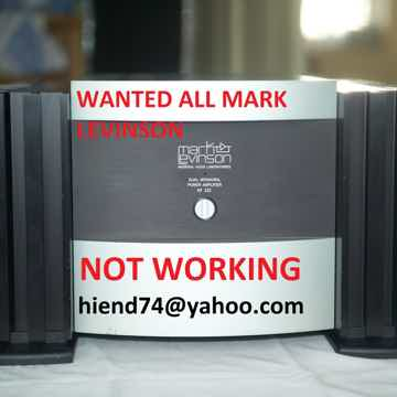 Wanted Krell not working KAV, EVO, FPB, S, KSA, KST KAS