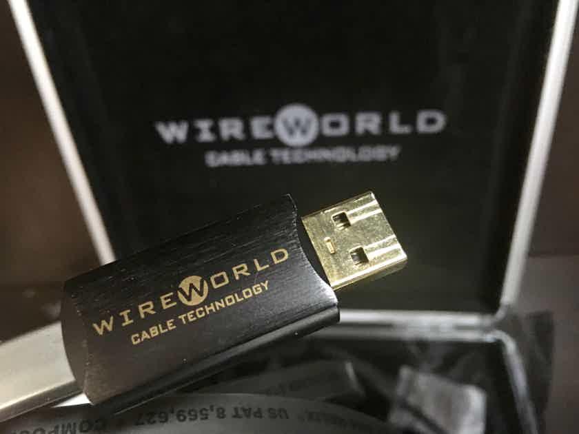Wireworld Silver Starlight 7 USB 1.5M