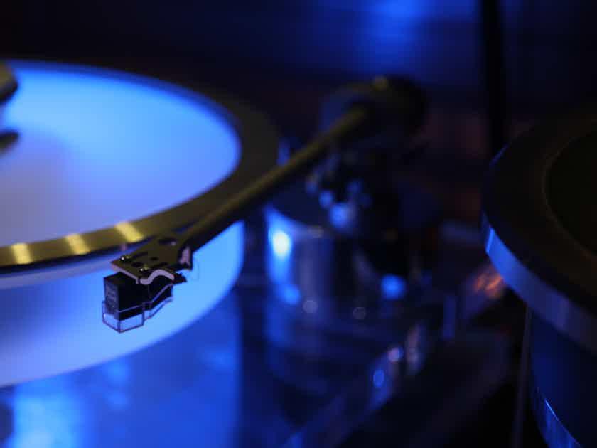 Transrotor Leonardo 25-25-60 Doppio turntable