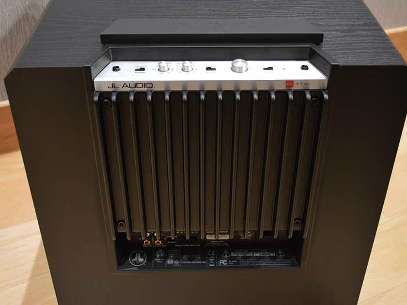 "JL Audio E112, 12"", 1500 Watt Powered Sub-woofer"