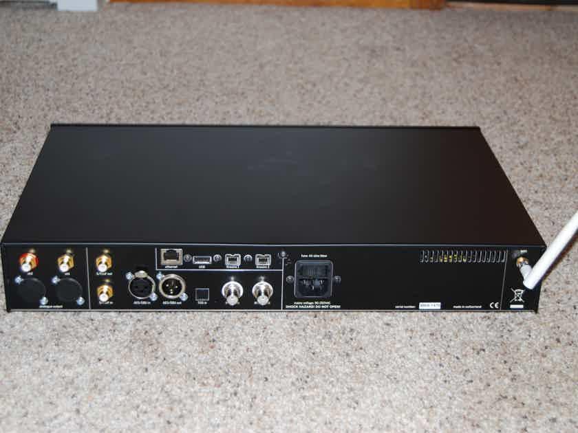 Weiss MAN 301 Media Server/CD Player
