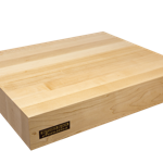 """Butcher Block Acoustics 19"""" X 18"""" X 3"""" Maple Edge-Grain Audio Platform"""