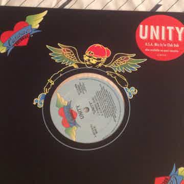 Unity Unity Cardiac Records Promo 12 Inch 3 Versions