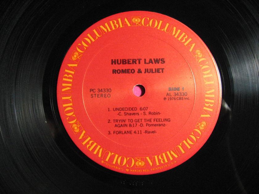 Hubert Laws - Romeo & Juliet - 1976 Columbia PC 34330
