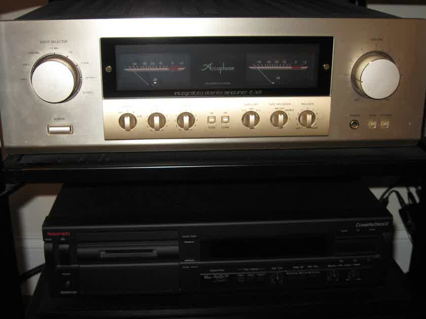 Accuphase Integrated Amp E-307
