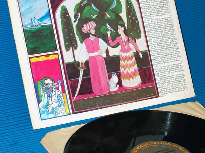 """RIMSKY-KORSAKOV / Bernstein  - """"Scheherazade"""" -   CBS Masterworks 1973"""