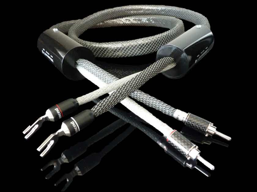 HiDiamond Diamond 8 Speaker Cable 3 meters Mint (make your offer)