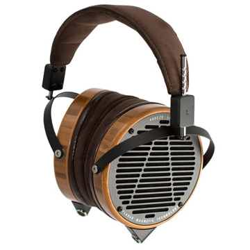LCD2LF Planar Headphones (Bamboo Finish):