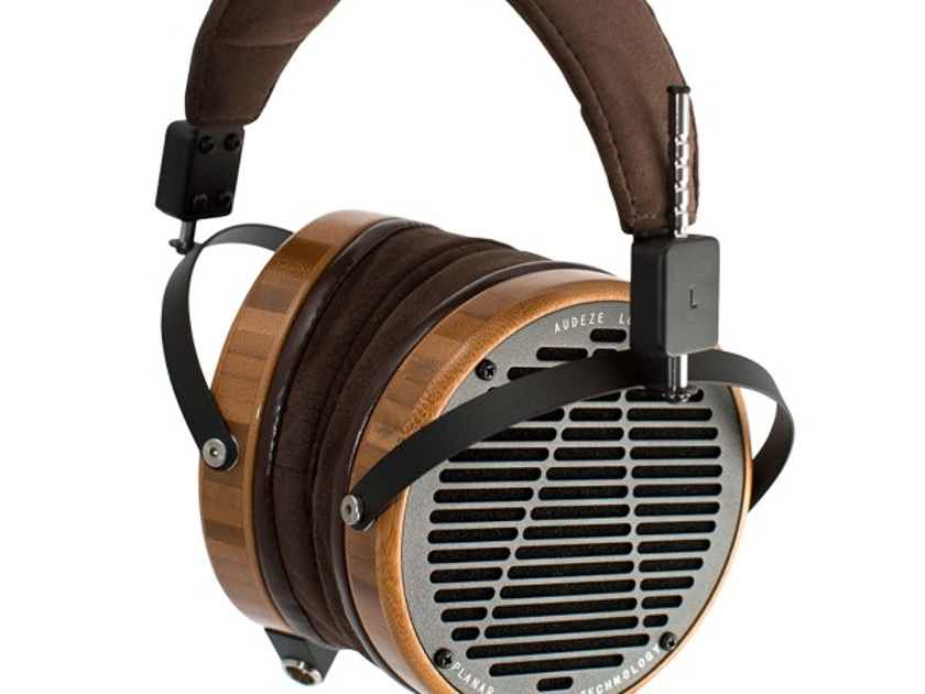 Audeze LCD2LF Planar Headphones (Bamboo Finish): Excellent Demos; Full Wrnty; 40% Off; Free Ship