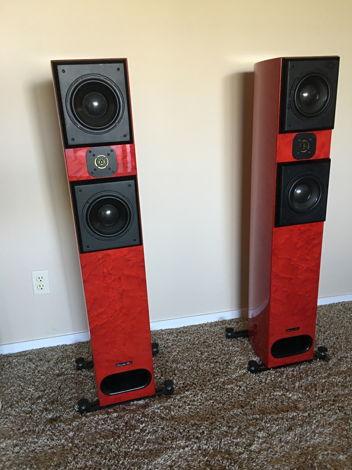 Acouistic Zen Adogio speakers