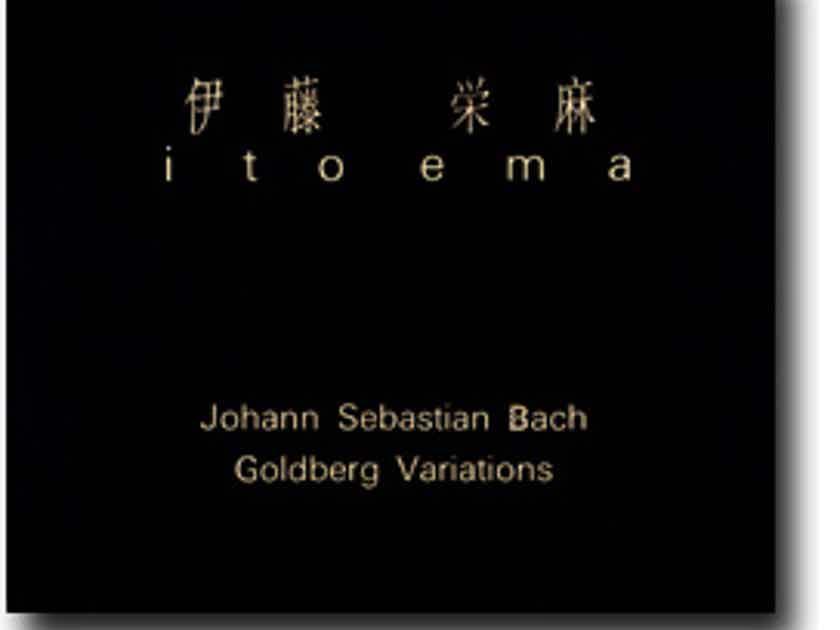 Ito Ema-   J.S. Bach Goldberg Variation Audiophile Gold CD