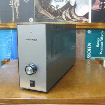 Dignity Audio 300B SE mono  power amplifier