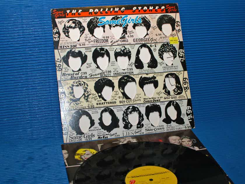 "THE ROLLING STONES  - ""Some Girls"" -  RSR 1978 'Banned Cover & Inner Sleeve' version!"