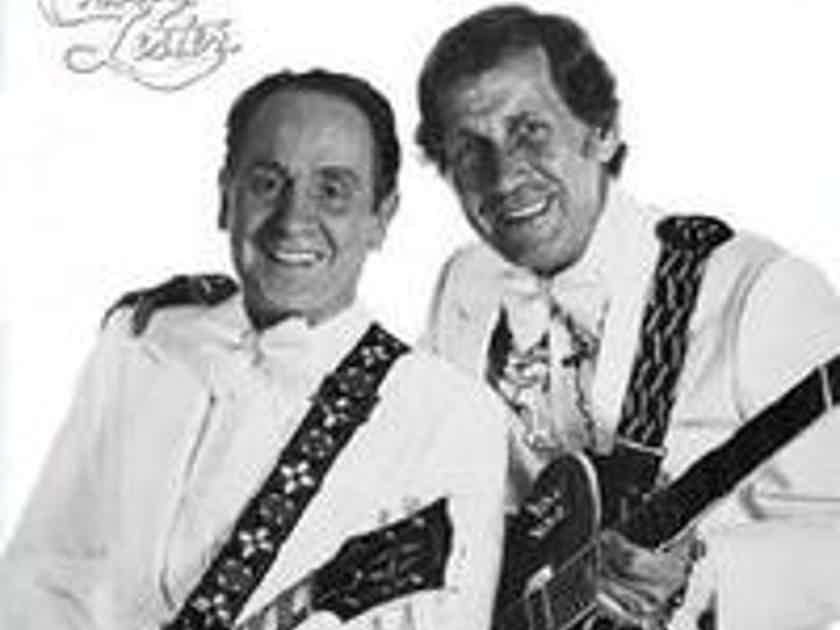Chet Akins and Les Paul Chester and Lester