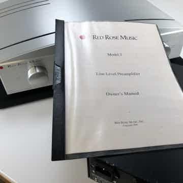 Red Rose Music Model 3