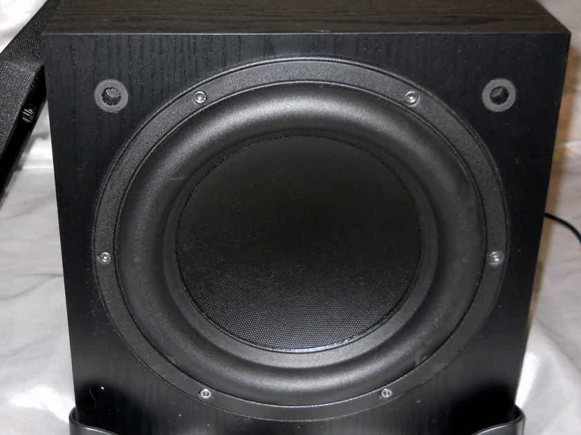 """Velodyne SPL10BV 10"""" powered subwoofer lots of bass in a ..."""