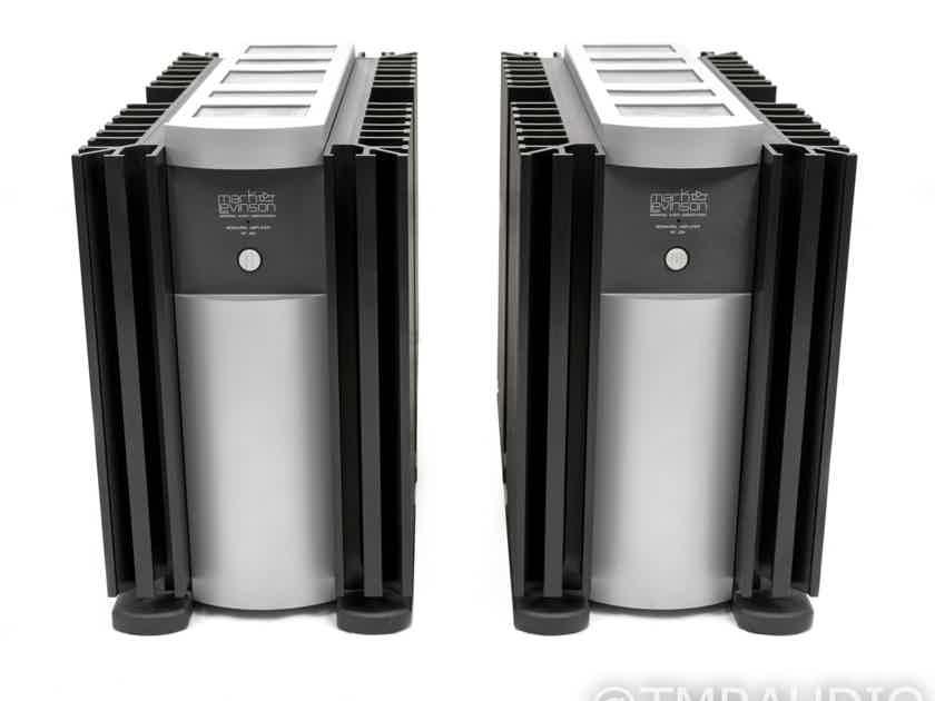Mark Levinson No. 33H Mono Power Amplifier; Pair; 33-H (23283)