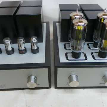 Thomas Mayer Differential 10Y Line Preamplifier - Silver