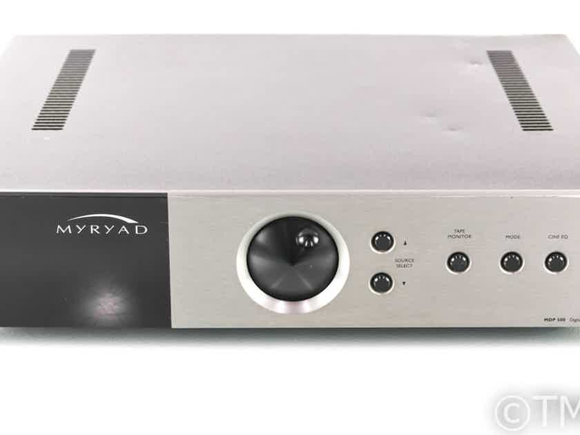 Myryad MDP 500 7.1 Channel Home Theater Processor; MDP500 (No Remote) (24463)