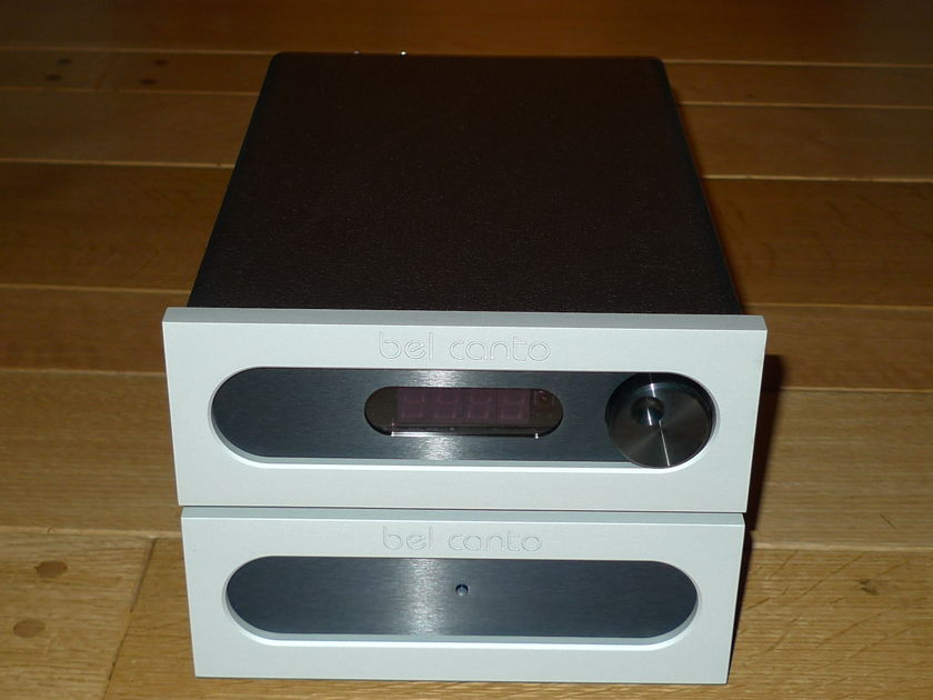 Bel Canto Pre3VB preamp plus VBS1 Power Supply