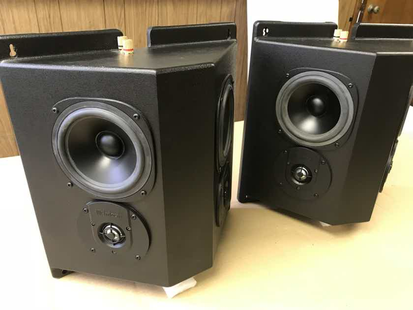 McIntosh HT30-OW THX Licensed On-Wall Home Theater Speakers – 1pr / DEMO