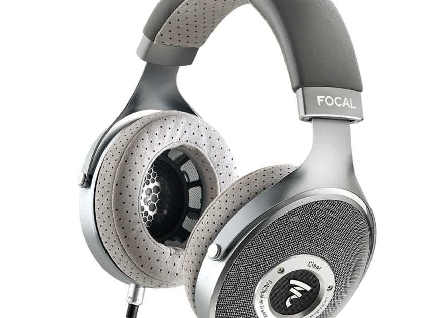 Focal CLEAR Headphones Free Shipping