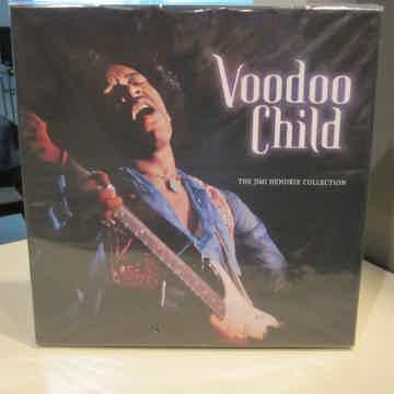 VOODOO CHILD RED VINYL 8 LP BOX SET