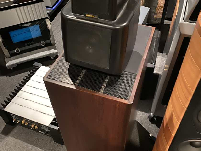 KEF 107 local pickup only no boxes