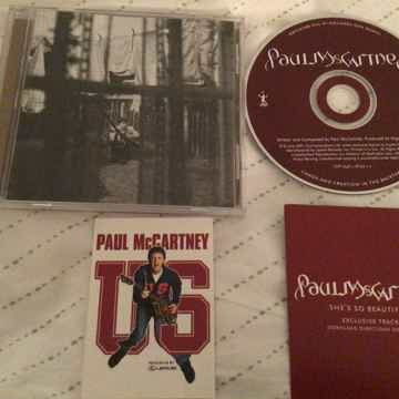 Paul McCartney With Sticker & Download Card Chaos And C...