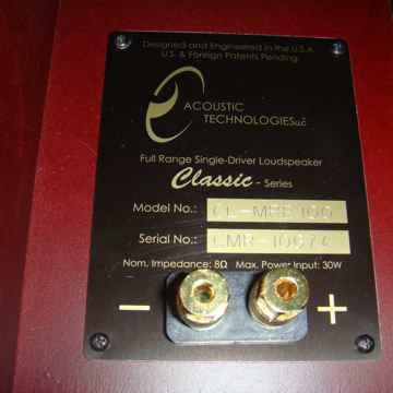 Acoustic Technologies Classic Series