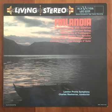 "CLASSIC RECORDS ""Finlandia""  Music of Grieg and Sibeliu..."