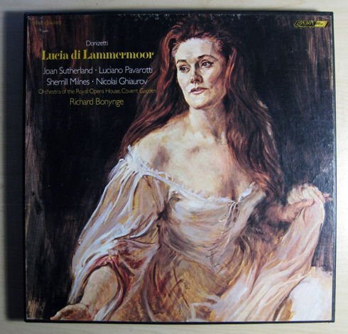 Joan Sutherland / Luciano Pavarotti