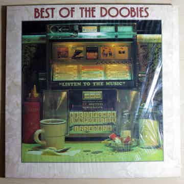 The Doobie Brothers - Best Of The Doobies - NM Minus LP...