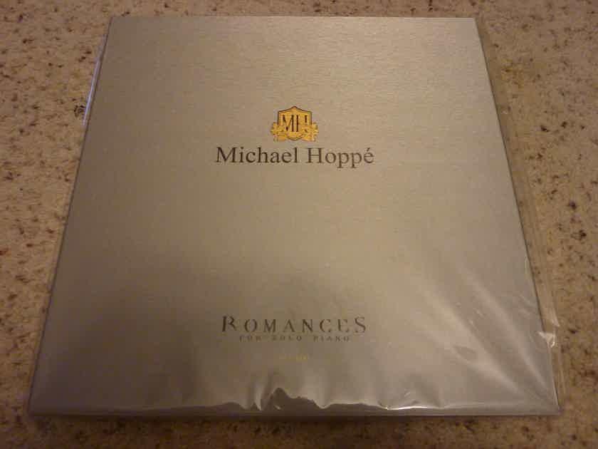 MICHAEL HOPPE ROMANCES  LP SEALED NEW 100 COPIES ONLY
