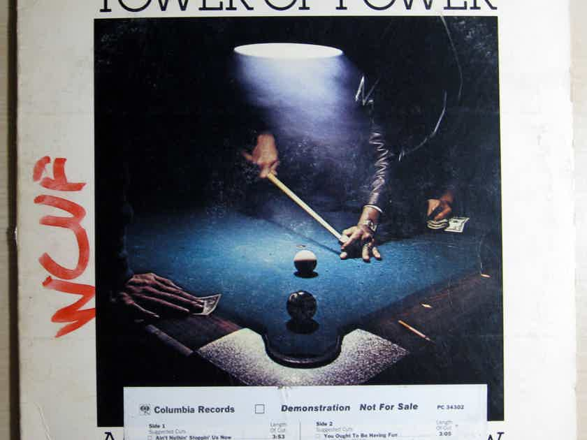 Tower Of Power - Ain't Nothin' Stoppin' Us Now - Promo 1976 Columbia PC 34302