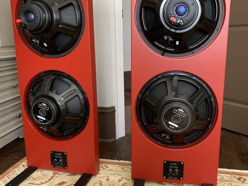 "Spatial Audio M3 Triode Master ""Special Edition"