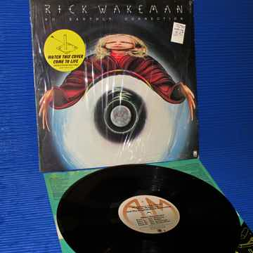 """RICK WAKEMAN   - """"No Earthly Connection"""" -  A&M 1976"""