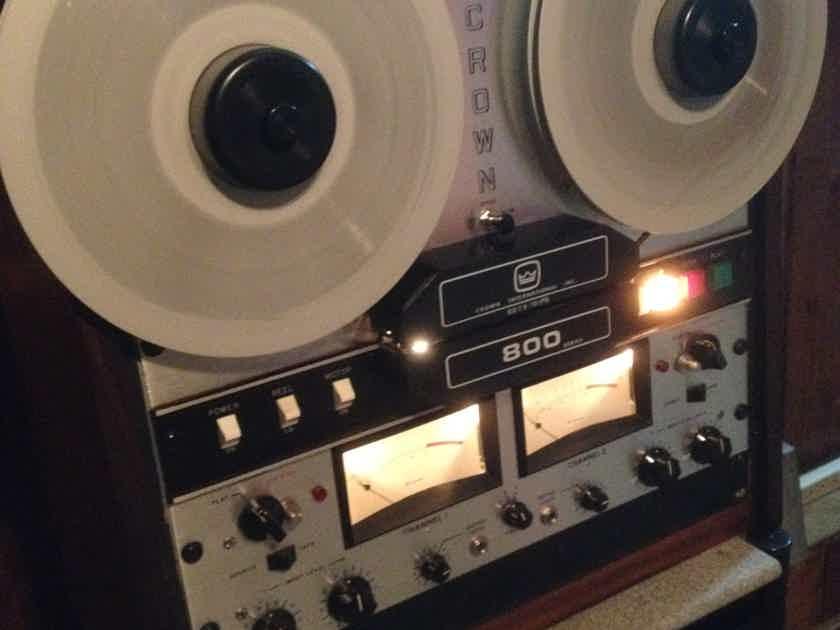 Crown Audio SX-822-SOLD-